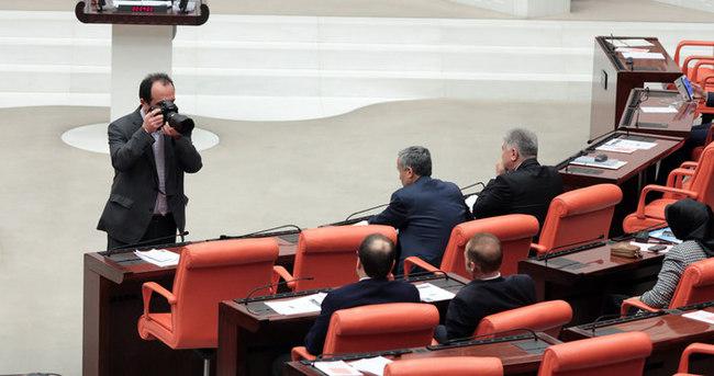 Meclis'te 'son gün' hatırası