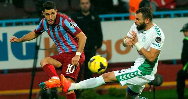 Trabzonspor - Torku Konyaspor 28. kez...