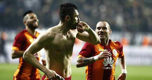 Galatasaray rekora hazırlanıyor