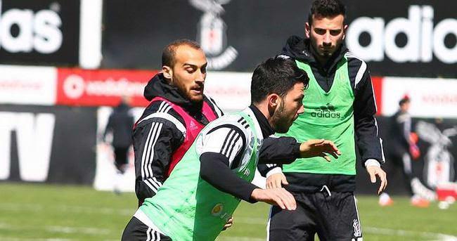 Beşiktaş'ta Tolgay Arslan sevinci