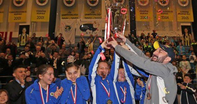 Şampiyonlar Ligi Şampiyon Fenerbahçe