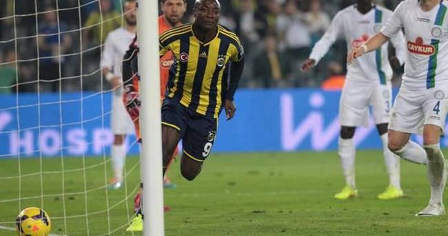 Çaykur Rizespor—Fenerbahçe! Golleri ve özeti