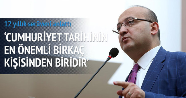 Yalçın Akdoğan: Erdoğan yazmıyorum diye kızıyor