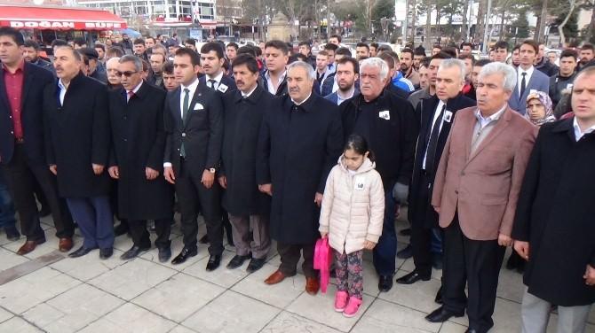 Alparslan Türkeş Ölümünün 18. Yılında Erzincan'da Yad Edildi