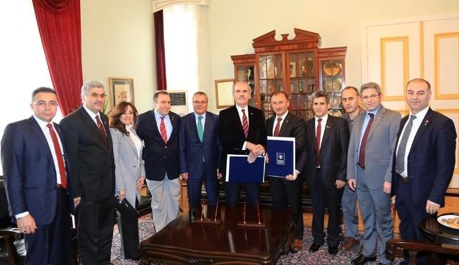 Ardahan İle Bursa Arasında Kardeş Şehir Protokolü İmzalandı