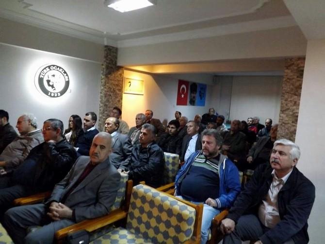 """Aydın Türk Ocağı'ndan """"Ermeni Meselesi"""" Konferansı"""