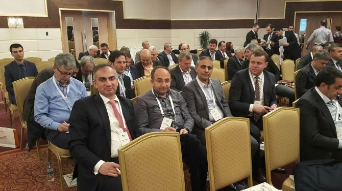 Başkan Yılmazer Marmara Belediyeler Birliği Toplantısına Katıldı