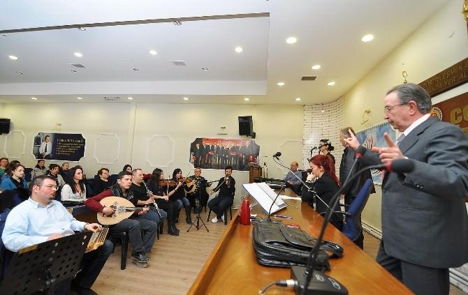 Çorum TSO Tsm Topluluğu Bahar Konserleri Başlıyor