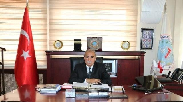Erzincan TSO'nun Yeni Başkanı Süleyman Sarak Oldu