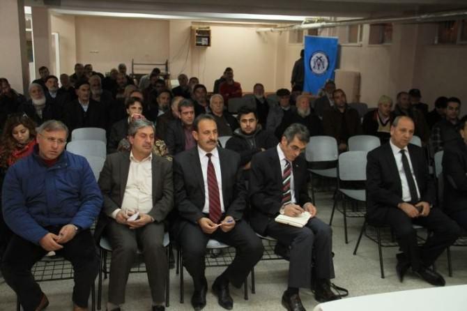 Halit Paşa Mahallesi Meclis Toplantısı Yapıldı