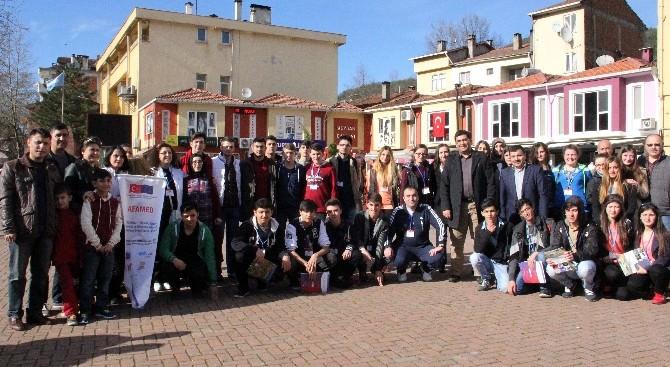 Bozkurtlu 36 Öğrenci Avrupa Ülkelerinde Staj Yapacak