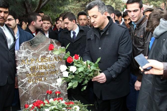 Başbuğ Türkeş'e Vefa