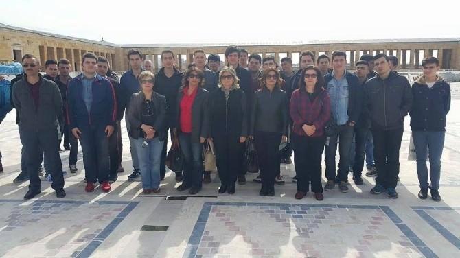 Ödemişli Öğrenciler Başkent Ankara'yı Gezdi