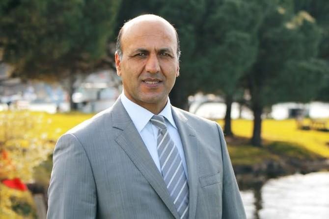 Karayücel, Sinop Üniversitesi Rektörlüğü'ne Aday