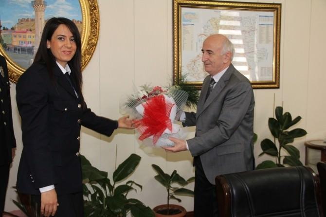 Polis Teşkilatı Kuruluşunun 170. Yıl Dönümünü Kutluyor