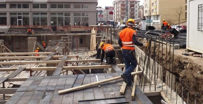 Van'da İnşaat Sektörü Açıldı