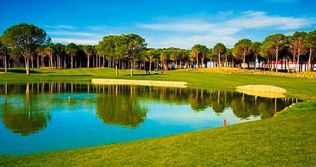 Golf ve turizm bir arada