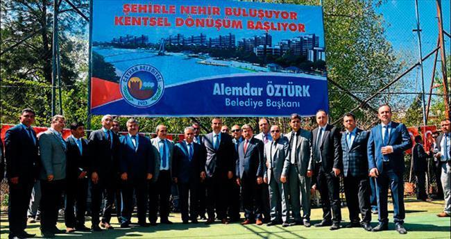 Ceyhan'da kentsel dönüşüm bayramı