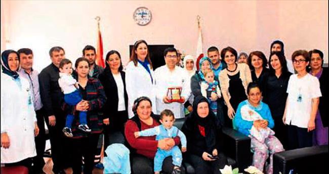 Kumlucalı doktor ve mutlu hastaları