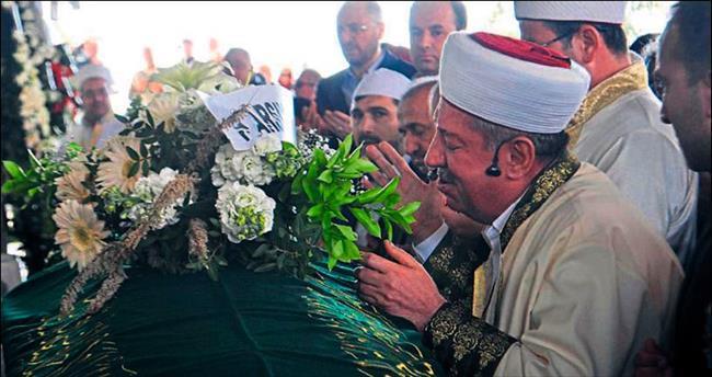 Acılı baba o cenaze namazını anlattı