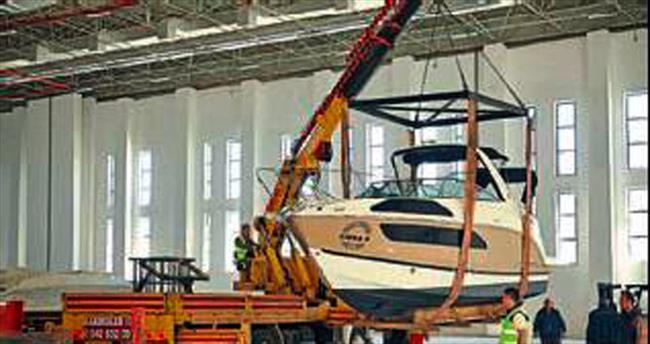 Son model tekneler Fuar İzmir'e geliyor