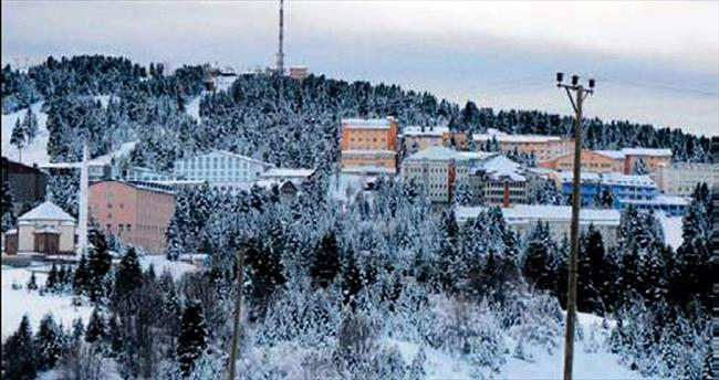 Uludağ'da otellerde sezon sonu indirimi