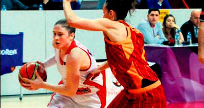 G.Saray, Kayseri'den eli boş döndü: 58-55