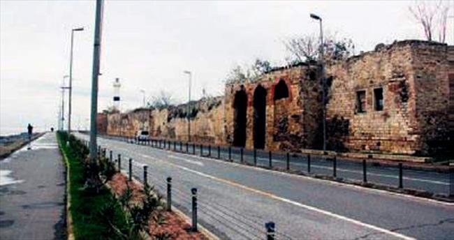 'Sur-u Sultani'ye üç aşamalı restorasyon