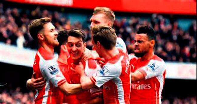 Arsenal doludizgin