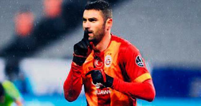 Burak Yılmaz Trabzon'a saklanacak