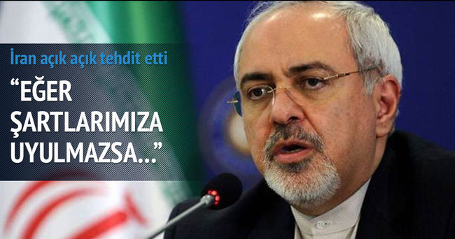 İran'dan açık tehdit: 'Anlaşmaya uyulmazsa...'