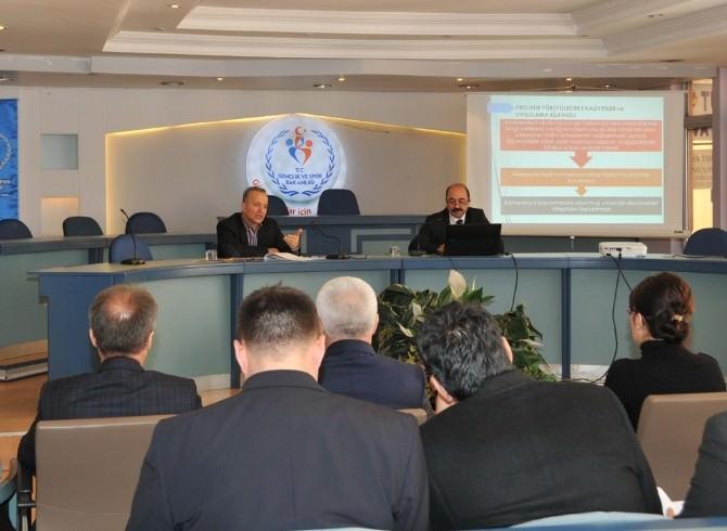 Afyonkarahisar'da Proje Değerlendirme Toplantısı Yapıldı