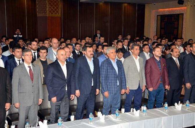 AK Parti Antalya Genişletilmiş İlçe Gençlik Kolları Başkanları Toplantısı