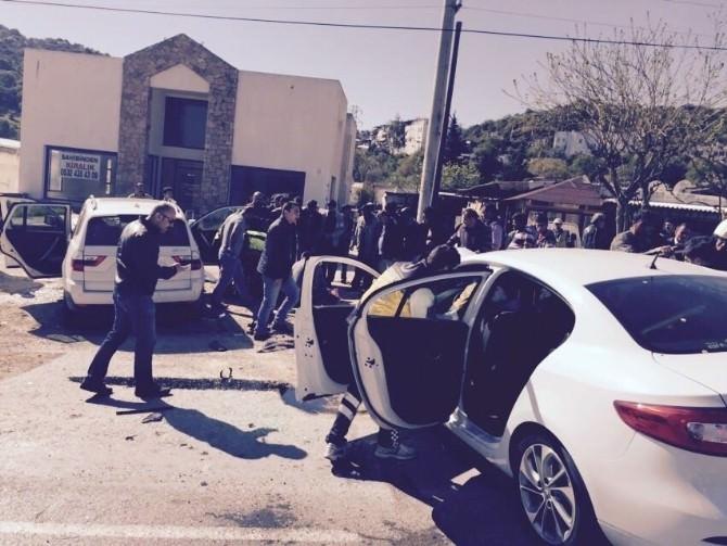 Belediye Personeleri Ölümden Döndü