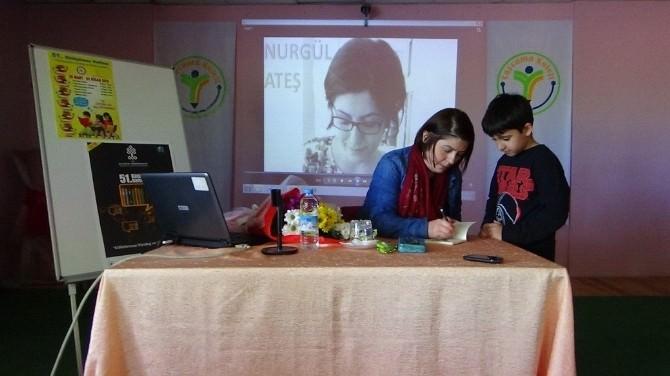 Çocuk Kitapları Yazarı Nurgül Ateş Çaycuma'da