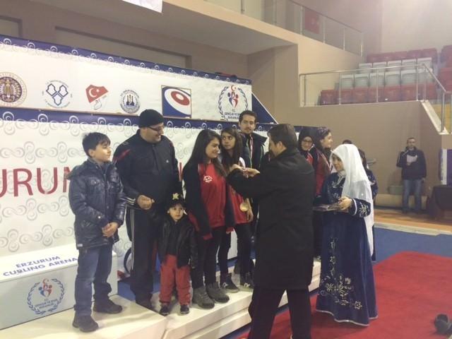 Curling Türkiye İkinci Ligi