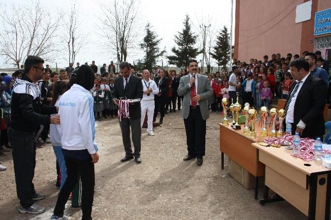 Dicle İlçesinde Atletizm Turnuvası Düzenlendi
