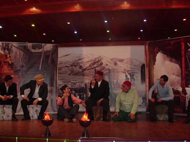 Erzurum Şehir Tiyatrosu Türkiye Turnesinde