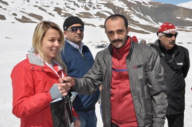 Hakkari Kayak Yarışması
