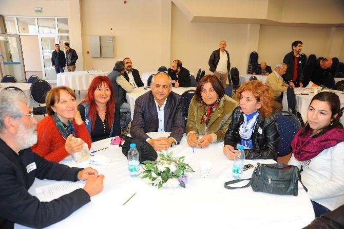 İzmir Yarımadası'nın Geleceği İçin Tam Gün Mesai