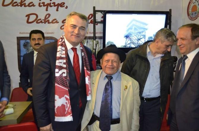 Aslan Karanfil Feshane'de