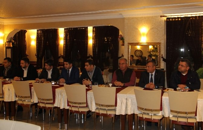 "Çorum MÜSİAD'tan ""Zekat"" Konulu Konferans"