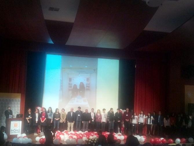 TED Malatya Kolejinin TÜBİTAK Başarısı