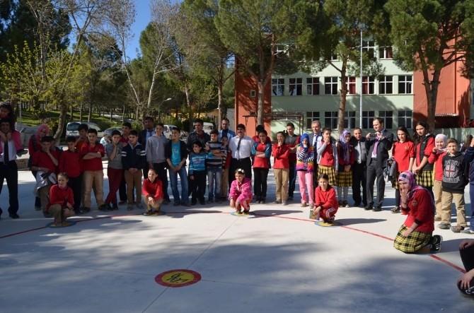 Öğrenciler Oyun Çizgileriyle Kültürümüzü Yaşatacaklar