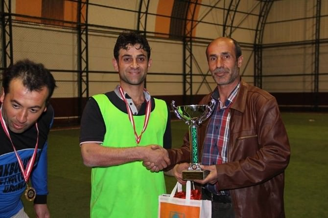 Şampiyon Akdağ Spor Oldu