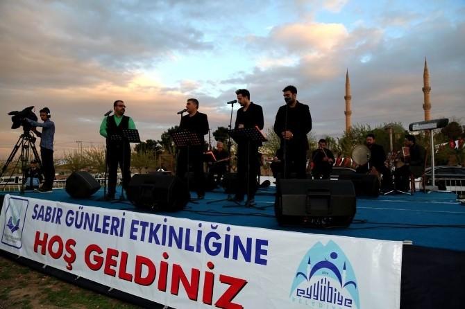 Sabır Etkinliği Ahmet Özhan Konseriyle Sona Erdi