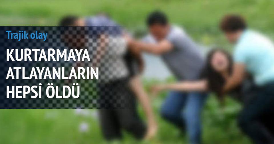 ÇİN'DE SU KANALINDA 7 KİŞİ BOĞULDU