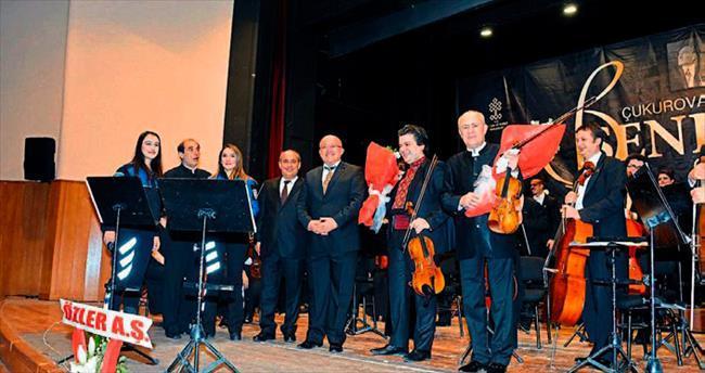 ÇDSO'dan polisler için özel konser