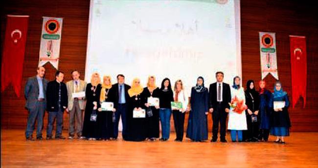 Kazanlı öğrenciler Arapça yarıştı