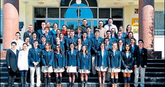 Özel Ege Lisesi İzmir'in en iyisi